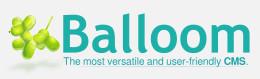 Balloom CMS